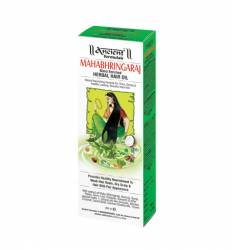 Масло для волос Брингарадж Древние Формулы (Ancient Formulaè Mahabhringaraj Maka Enriched Herbal Hair Oil), 200мл