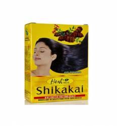Порошок для волос Шикакай Хеш (Hesh Shikakai Powder), 100г