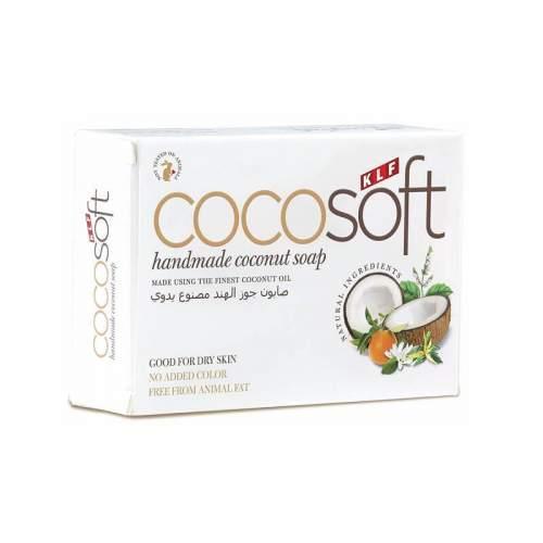Кокосовое мыло ручной работы Кокософт Клф (Klf Cocosoft  Soap), 125г