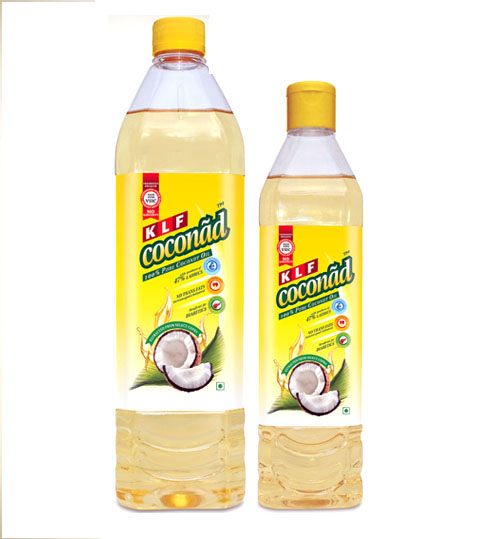 Масло кокосовое пищевое Нирмал (Nirmal Cocodaily Blended Edible Vegetable Oil), 1000мл