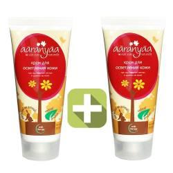 Акция 2 по цене 1! Крем для осветления кожи Ааранья (Aaranyaa Skin Lightening Cream), 50г