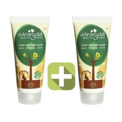 Акция 2 по цене 1! Смягчающий крем Руки - кутикулы - локти Ааранья (Aaranyaa Hand-Cuticle- Elbow Cream), 50г