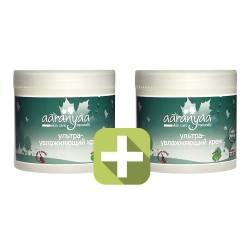 Акция 2 по цене 1! Крем ультраувлажняющий для сухой кожи Ааранья (Aaranyaa Ultra Moisturizing Cream), 100г