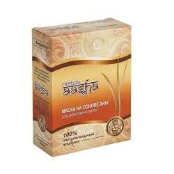 Маска на основе хны для укрепления волос  Ааша (Aasha Herbals), 80г