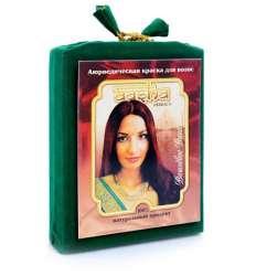 """Аюрведическая краска для волос """"Вишневое вино"""" Ааша (Aasha Herbals), 100г"""