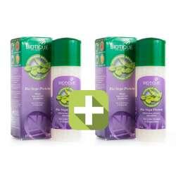 Акция 2 по цене 1! Шампунь для окрашенных волос и волос с химической завивкой Биотик Био Соя (Biotique Bio Soya Protein Fresh Balancing Shampoo), 120мл