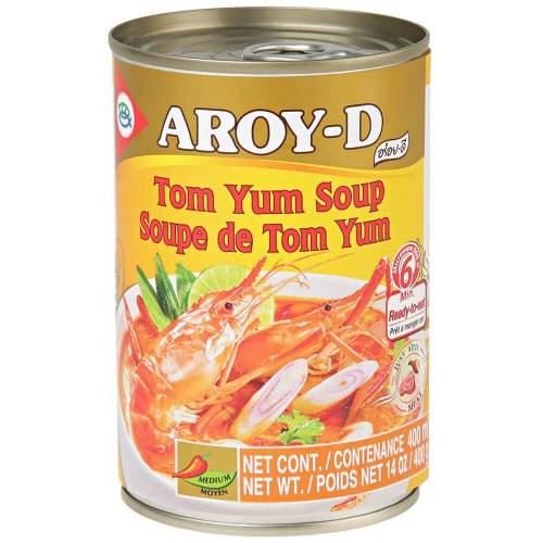 Суп Том Ям Арой-Д (Tom Yum Soup AROY-D), 400г