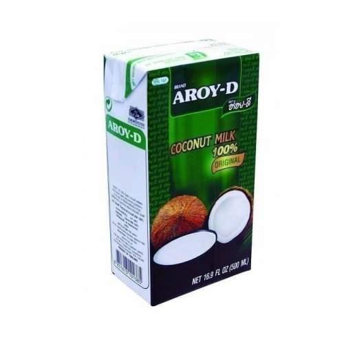 Кокосовое молоко AROY-D Tetra pak (Coconut milk AROY-D), 500 мл