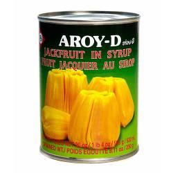 Джекфрут в сиропе AROY-D (Jackfruit in syrup AROY-D), 565г
