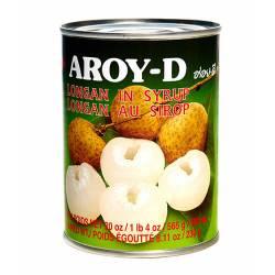 Лонган в сиропе AROY-D (Longan in syrup AROY-D), 565г