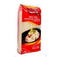 Рисовая лапша 3 мм AROY-D (Rice noodles 3 mm AROY-D), 454г