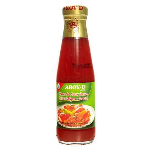 Соус кисло-сладкий AROY-D (Sauce sweet-sour AROY-D), 215г