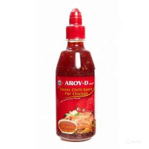Соус Чили сладкий для курицы AROY-D (Chile Sweet for Chicken sauce AROY-D), 550г