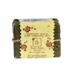 Органическое мыло на основе натуральных масел Иланг-Иланг (Avantika Ylang Ylang), 100г
