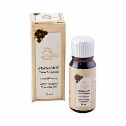 Натуральное эфирное масло Бергамота Авантика (Avantika Natural Essential Bergamot Oil), 10мл