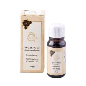 Натуральное эфирное масло Эвкалипта Авантика (Avantika Natural Essential Eucalyptus Oil), 10мл