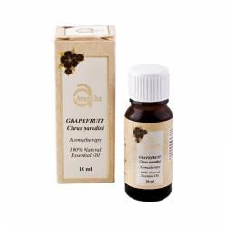Натуральное эфирное масло Грейпфрута Авантика (Avantika Natural Essential Grapefruit), 10мл