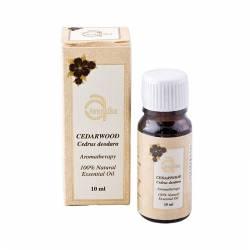 Натуральное эфирное масло Кедра Авантика (Avantika Natural Essential Cedarwood Oil), 10мл