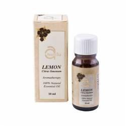Натуральное эфирное масло Лимона Авантика (Avantika Natural Essential Lemon Oil), 10мл