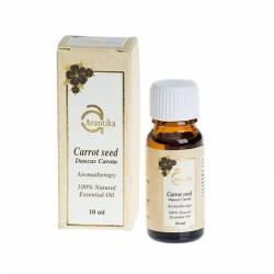 Натуральное эфирное масло семян МорковиАвантика (Avantika Natural Essential Сarrot Seed), 10мл