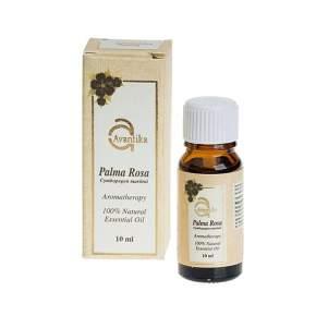 Натуральное эфирное масло Пальмарозы Авантика (Avantika Natural Essential Palma Rosa Oil), 10мл