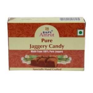 Джаггери конфеты Бапс Амрут (Jaggery Candy flakes Baps Amrut), 110г