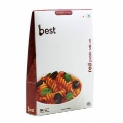 Красный соус из томатов к пасте Бест (Best Red Pasta Sauce), 200г