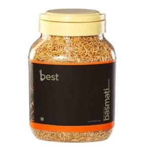 Рис Басмати Бурый Бест (Best Basmati Brown Rice), 1кг