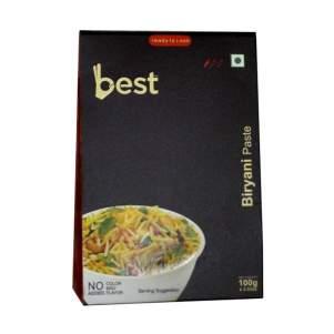 Паста для плова Бирьяни Бест (Best Biryani Paste), 100г