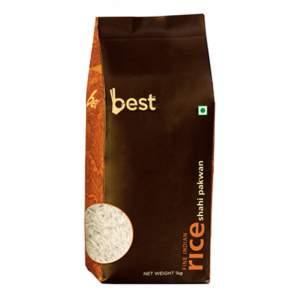 Рис Басмати Бест Шахи (Basmati Rice Best Shahi), 1кг