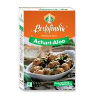Смесь специй для картофеля Ачари Алу Масала Бестофиндия (Bestofindia Achari Aloo Masala), 100г
