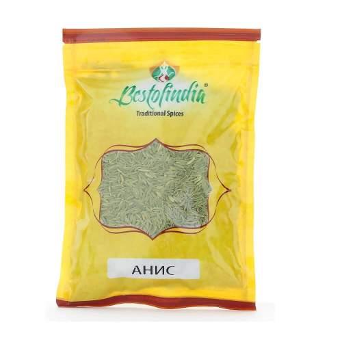 Анис семена Бестофиндия (Bestofindia Anise Seeds), 100г