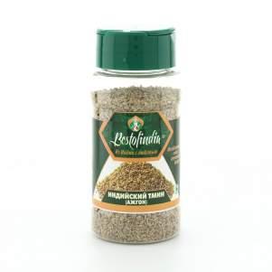 Ажгон индийский тмин семена Бестофиндия (Ajowan seeds Bestofindia), 50г