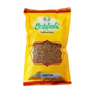 Индийский тмин/ажгон Бестофиндия (Bestofindia Ajwain Seeds), 100г