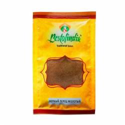 Черный перец молотый Бестофиндия (Bestofindia Black Pepper Powder), 50г