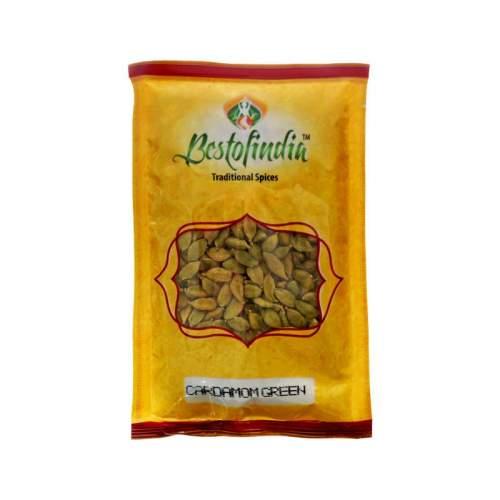 Кардамон зелёный Бестфоиндия (Bestofindia Green Cardamom), 50г
