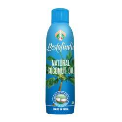 Натуральное кокосовое масло из Кералы Бестофиндия (Natural Coconut Oil Bestofindia), 100мл