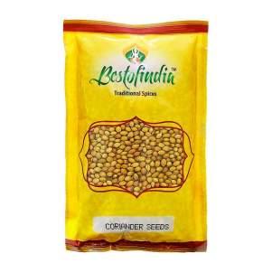 Кориандр семена Бестофиндия (Bestofindia Coriander Seeds), 75г