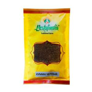 Кумин/зира черный Бестофиндия (Bestofindia Kala Jeera), 100г