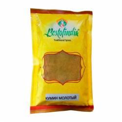 Кумин/зира молотый Бестофиндия (Bestofindia Cumin Jeera Powder), 100г