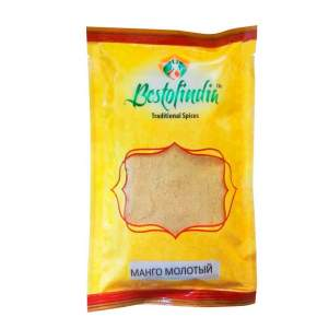 Манго молотый Бестофиндия (Bestofindia Mango Powder), 100г
