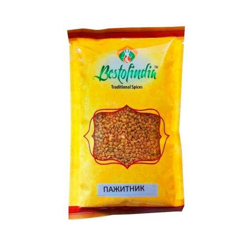 Пажитник Бестофиндия (Bestofindia Fenugreek Seeds), 100г