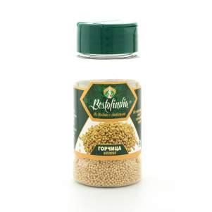 Горчица жёлтая Бестофиндия (Bestofindia Mustard Seeds), 50г