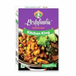 Универсальная смесь специй Китчен Кинг Бестофиндия (Bestofindia Kitchen King), 100г