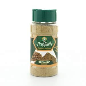 Кориандр молотый Бестофиндия (Bestofindia Coriander Powder), 50г