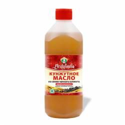 Нерафинированное кунжутное масло из семян черного кунжута Бестофиндия (Sesame Oil With Black Sesame Bestofindia), 500мл