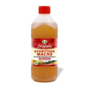 Нерафинированное кунжутное масло из семян черного кунжута Бестофиндия (Sesame Oil With Black Sesame Bestofindia), 200мл