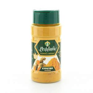 Куркума молотая Бестофиндия (Bestofindia Turmeric Powder), 50г