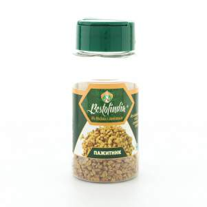Пажитник семена Бестофиндия (Bestofindia Fenugreek Seeds), 50г