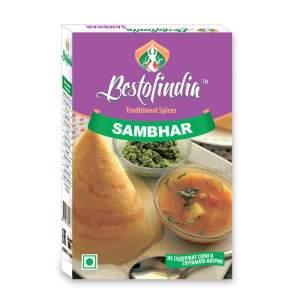 Смесь специй для супа Самбар Масала Бестофиндия (Bestofindia Sambhar Masala), 100г